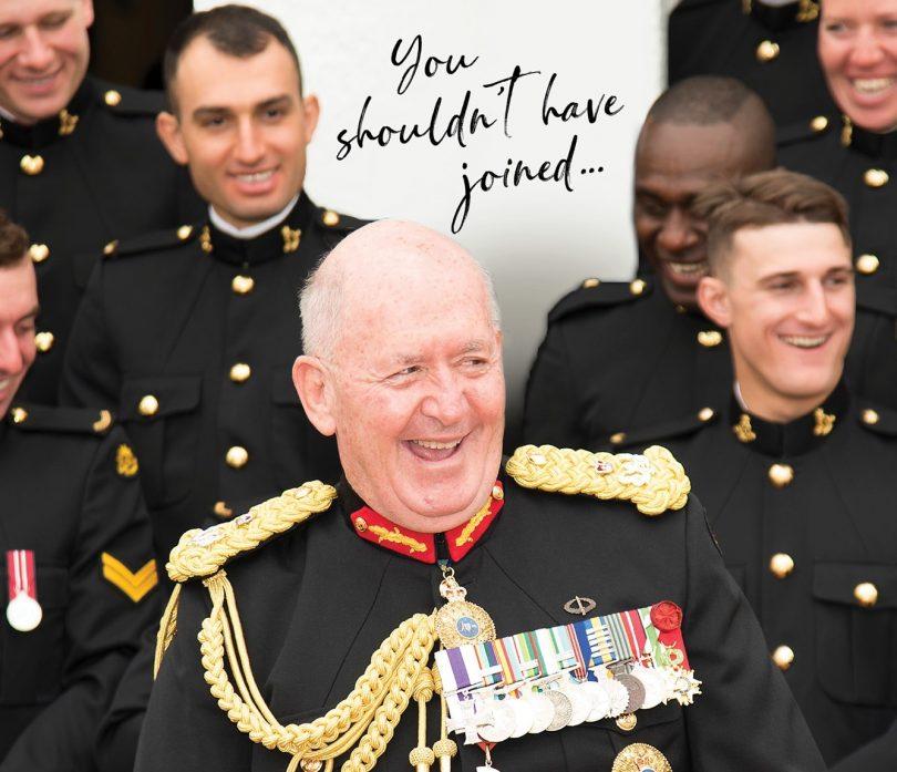 Sir Peter Cosgrove