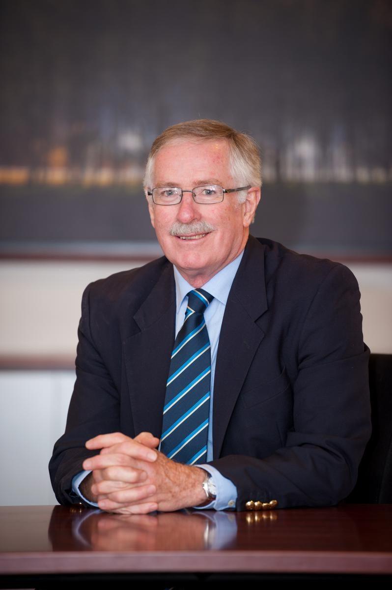 Royal Australian Mint CEO Ross MacDiarmid.