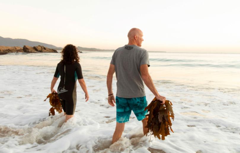 Sea Health Product Jo Lane and Warren Atkins