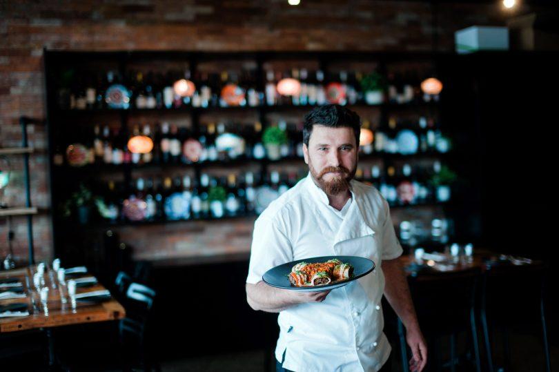 Metin - Zeytin's head chef