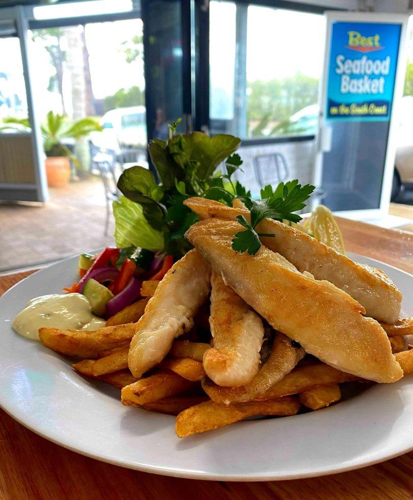 Pelican Rocks Cafe