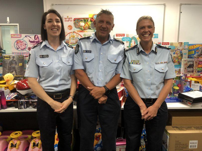 Members of the Australian Federal Police