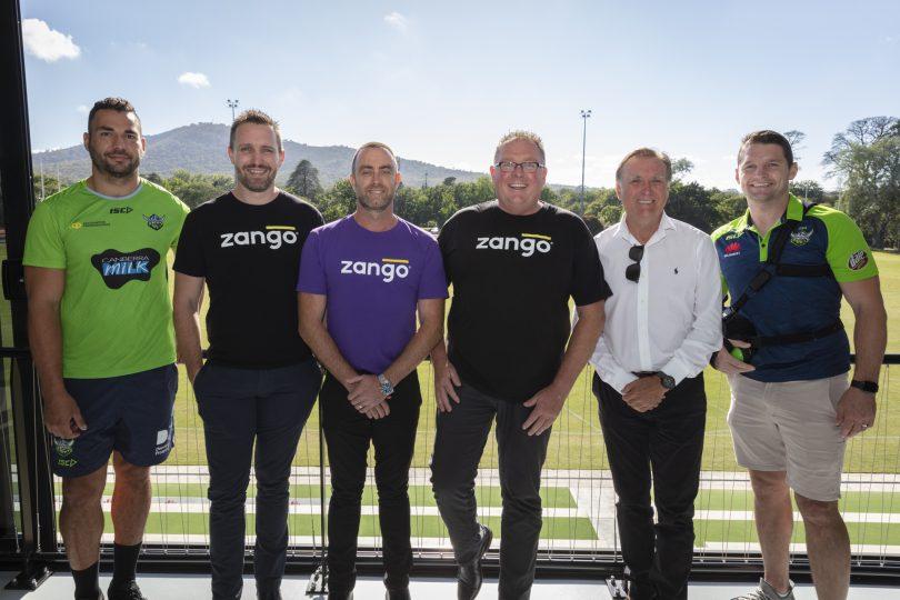 Zango announces its sponsorship of the Raiders Membership Program Partner
