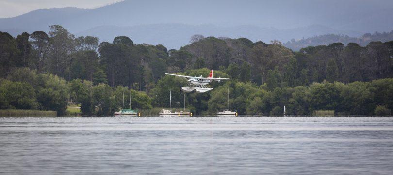 Sydney Seaplanes Cessna Caravan