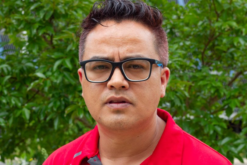 Sanjoy Chhetry
