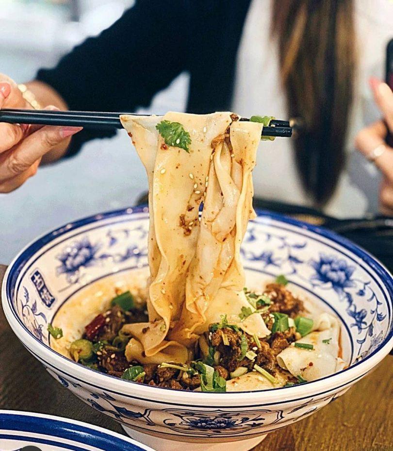 Biang Biang's belt noodles