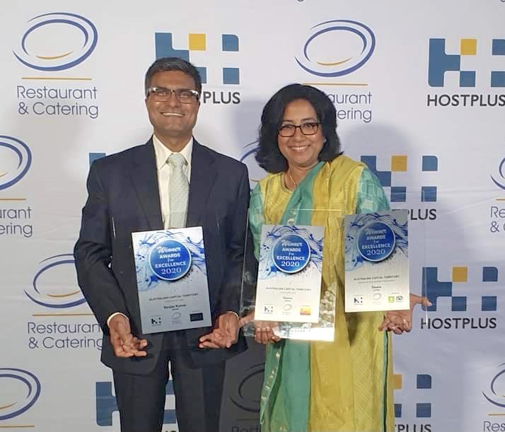 Sanjay and Sunita Kumar