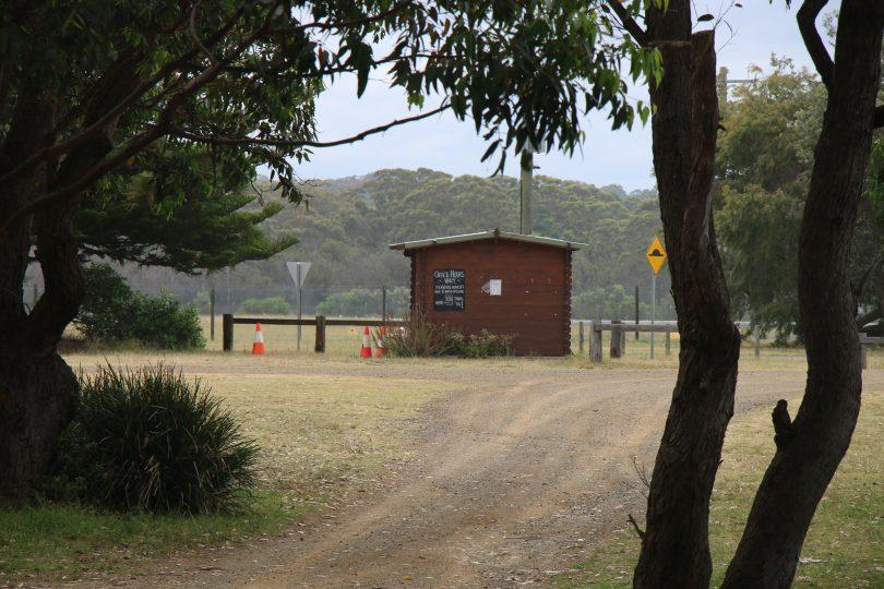 Moruya North Head campground.