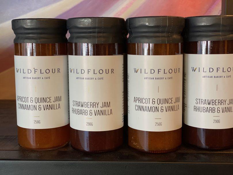 Wildflour jam