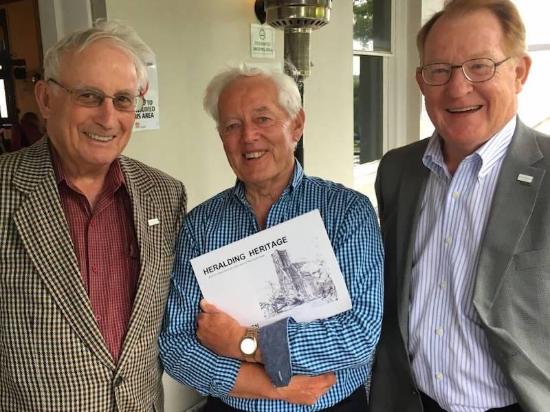 Don Coleman, David Penalver and Bob Kirk.