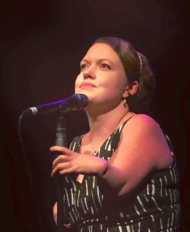 Canberra musician Ruth O'Brien