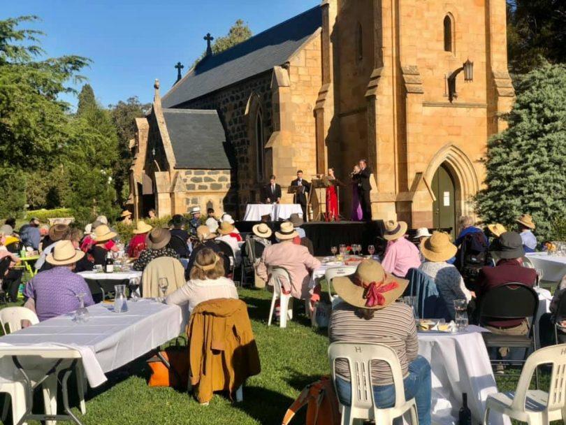 St John's Anglican Church Canberra