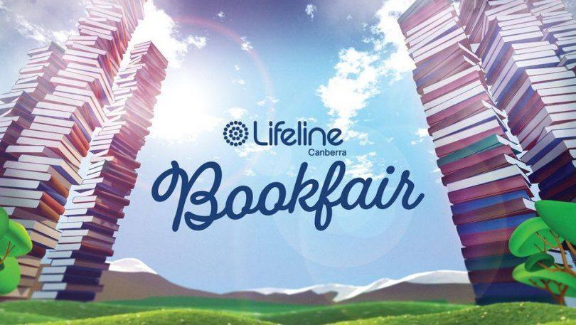 Lifeline Canberra Southside Bookfair