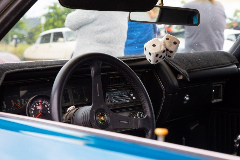 Summernats informal car rally