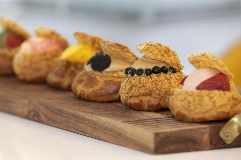 Super Emoji Asian desserts