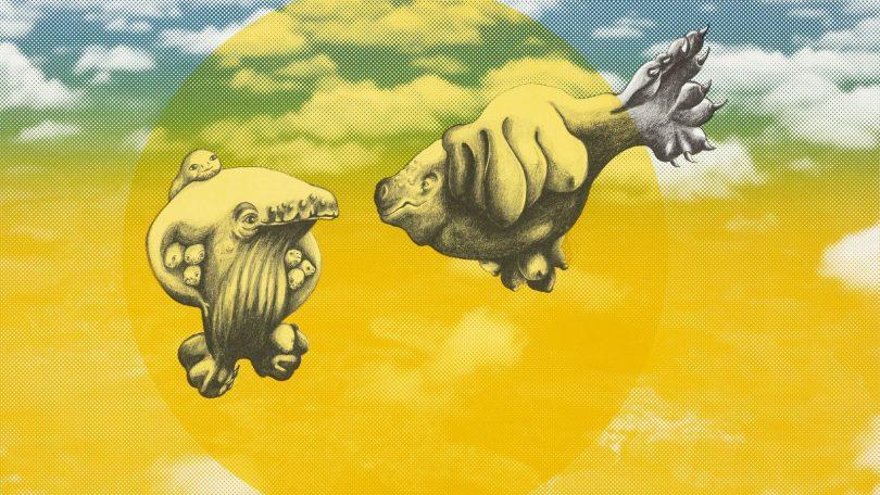 Skywhale and Skywhalepapa