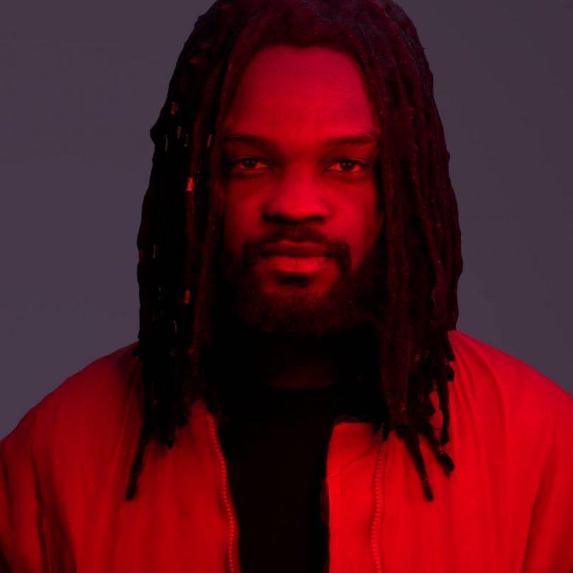 Singer Genesis Owusu.