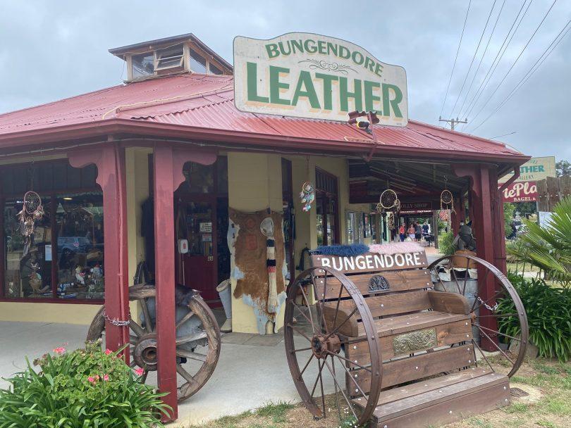 Bungendore Village Leather