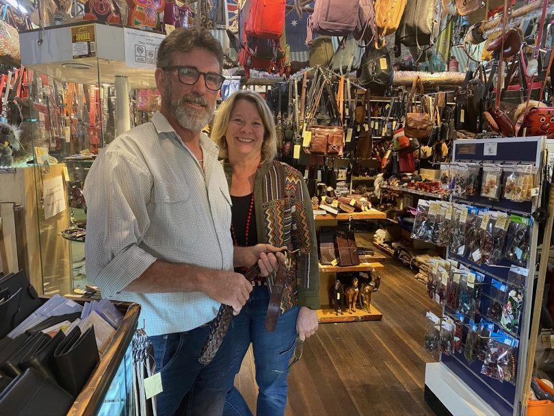 Wendy and Brian Lake