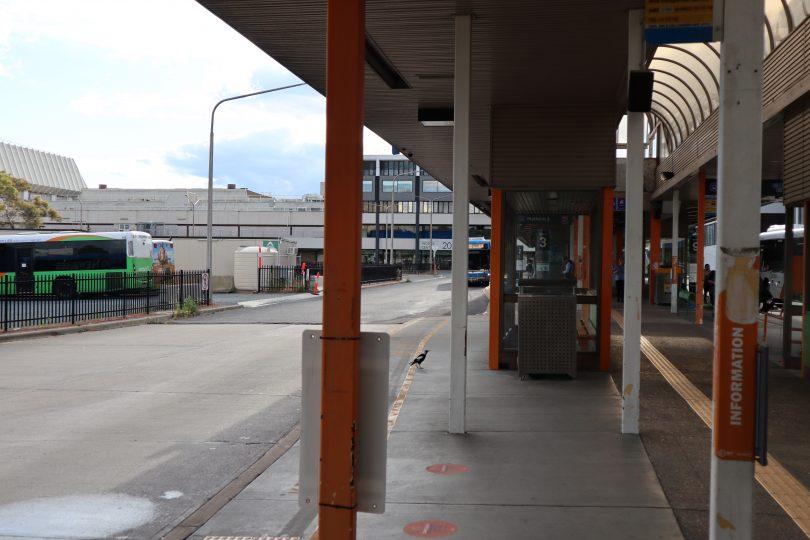 Woden Bus Interchange
