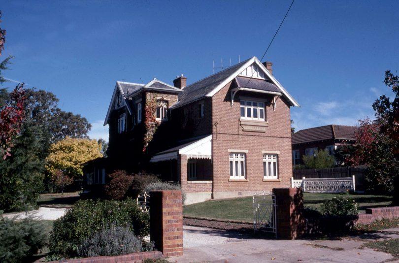 Exterior of home at 12 Hurst Street in Goulburn.