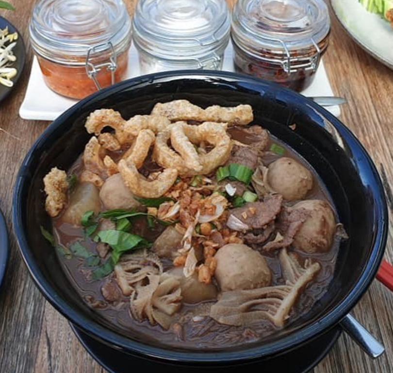 Coconine Thai's Boat Noodle