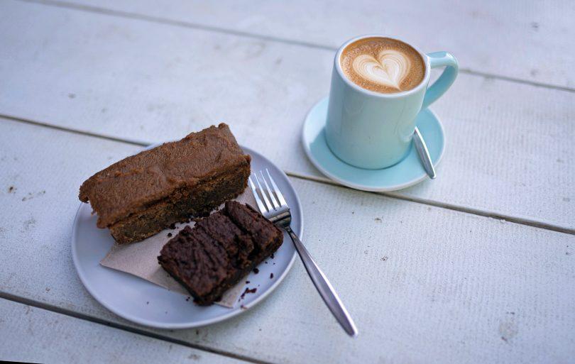 Treats and coffee
