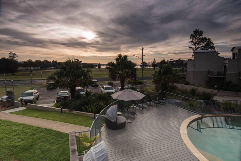 Corrigans Cove Resort clientele