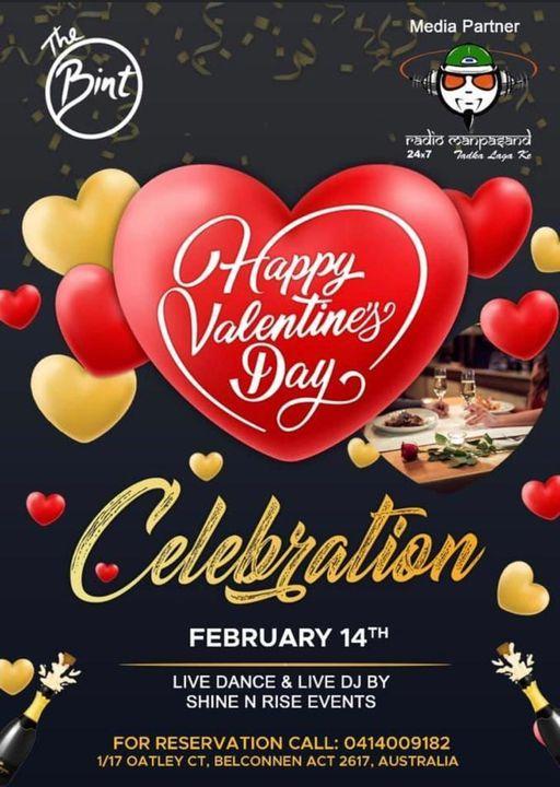 Valentine's Day at Bint Indian Restaurant