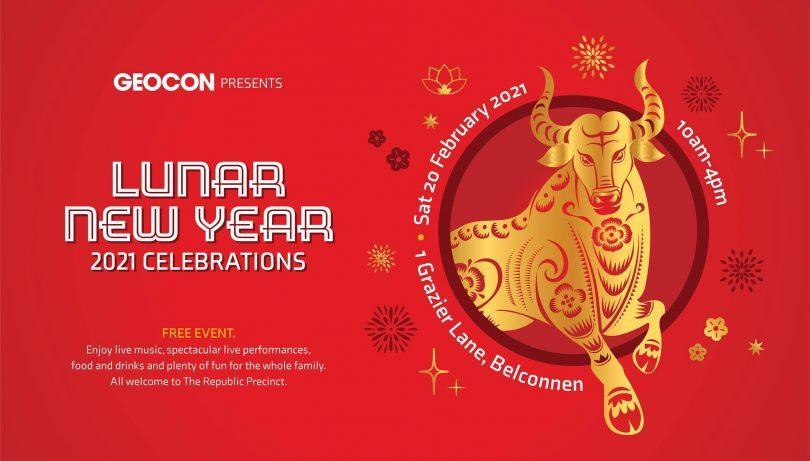 Lunar New Year Celebration 2021