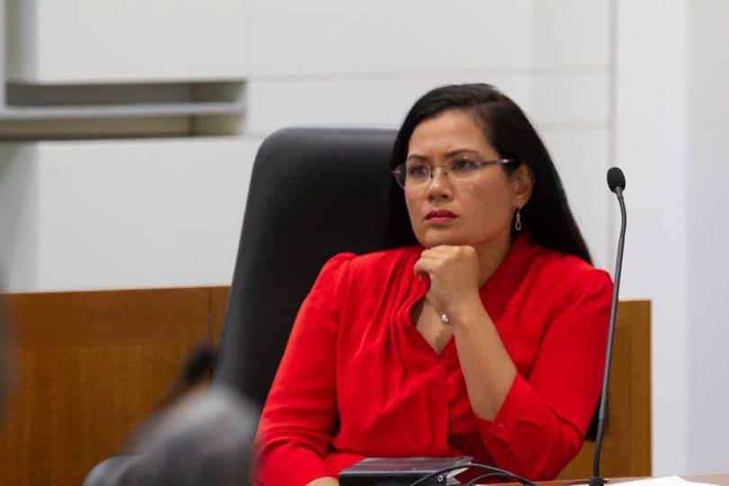 Shadow Corrections Minister Elizabeth Kikkert
