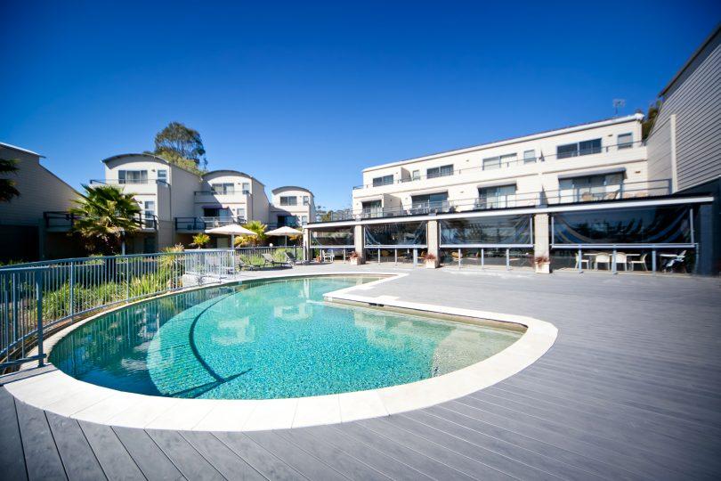 Corrigans Cove Resort