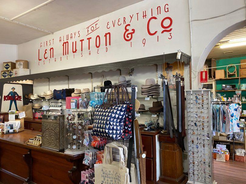 Len Mutton