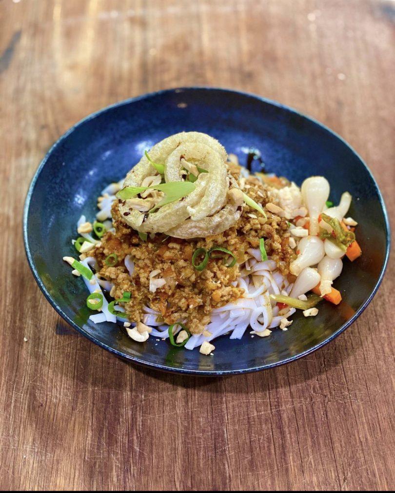 Burmese food, Canberra