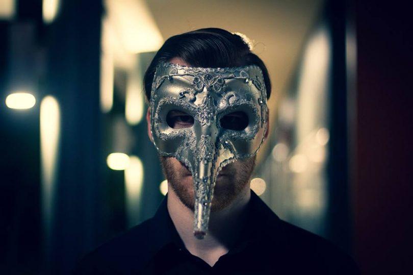 Masked face