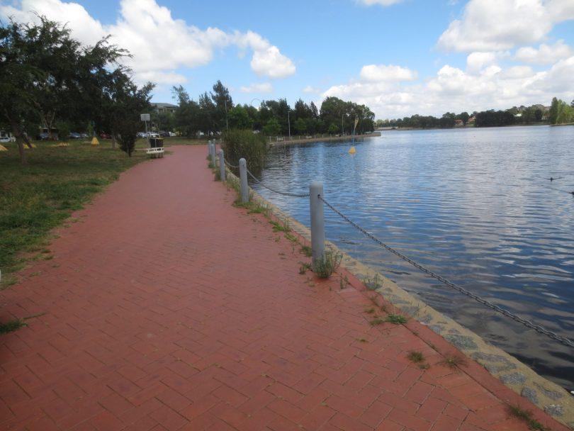Yerrabi Pond