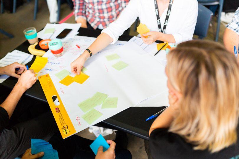 Workshop at The Canberra Innovation Network