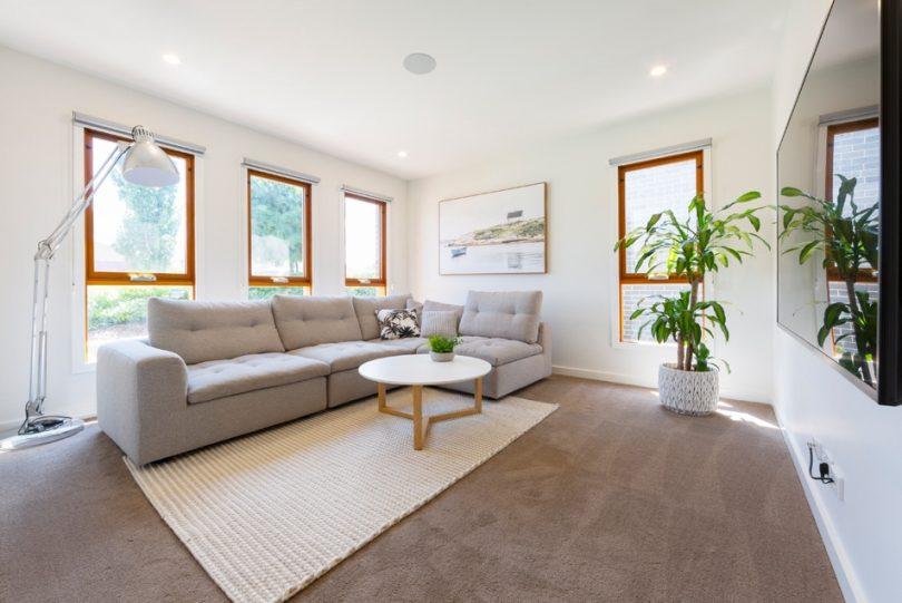 Formal loungeroom