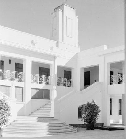 Old Parliament House verandah