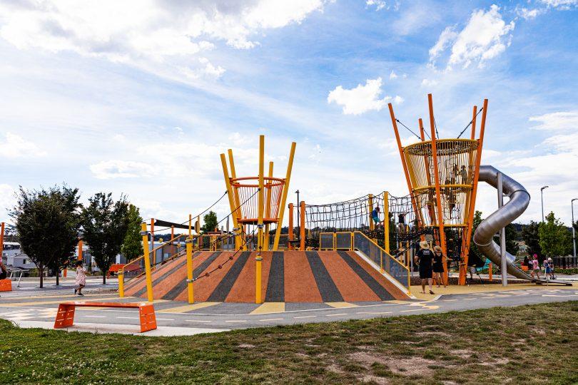 Moncrieff Community Recreation Park