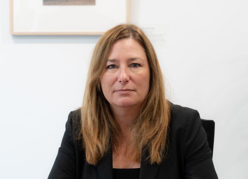 ACT Minister for Women Yvette Berry