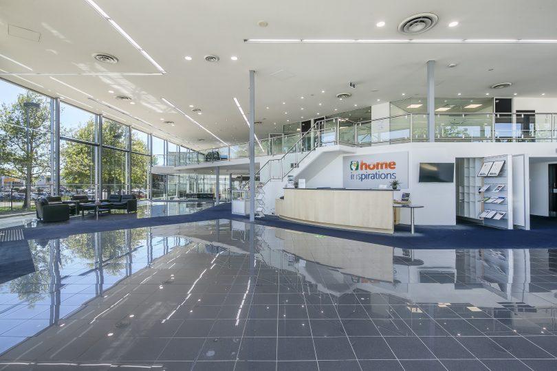 HIA Home Improvement Centre showroom