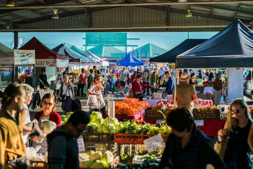 Canberra Region Farmers' Market