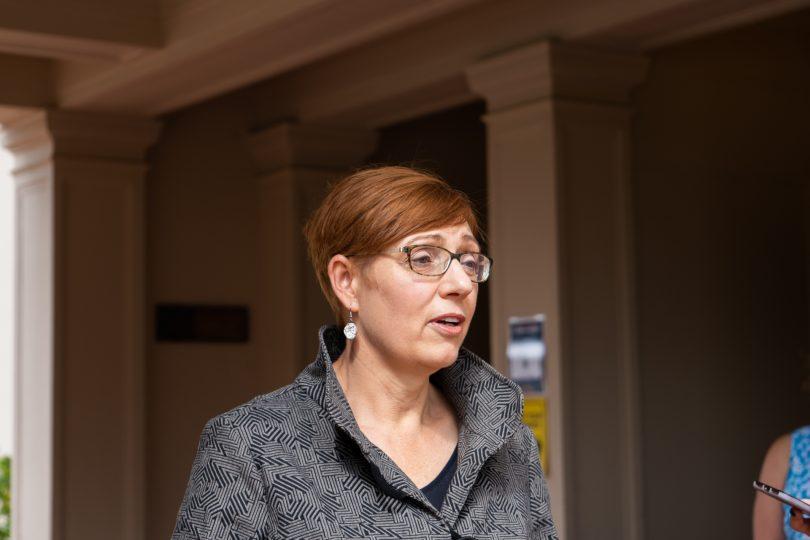 Minister Rachel Stephen-Smith