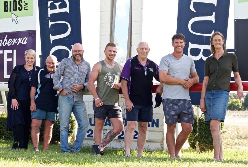 Men of Queanbeyan calendar launch