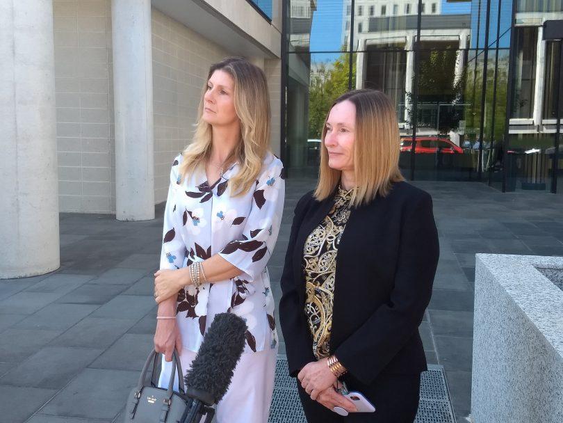 Heidi Ruhl and Melanie Fisher