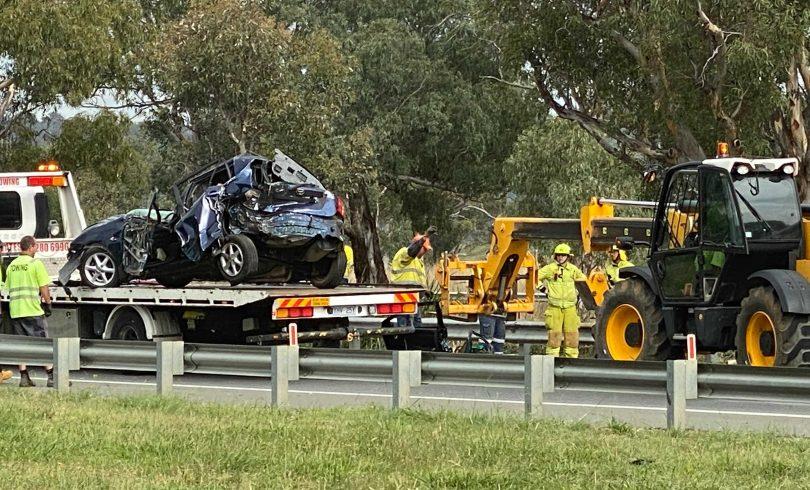 Monaro Highway fatality