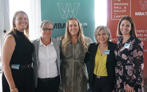 Women's group building strong links in the construction business