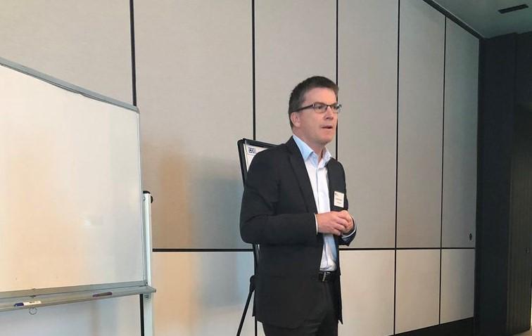 Trellis Data CEO Michael Gately