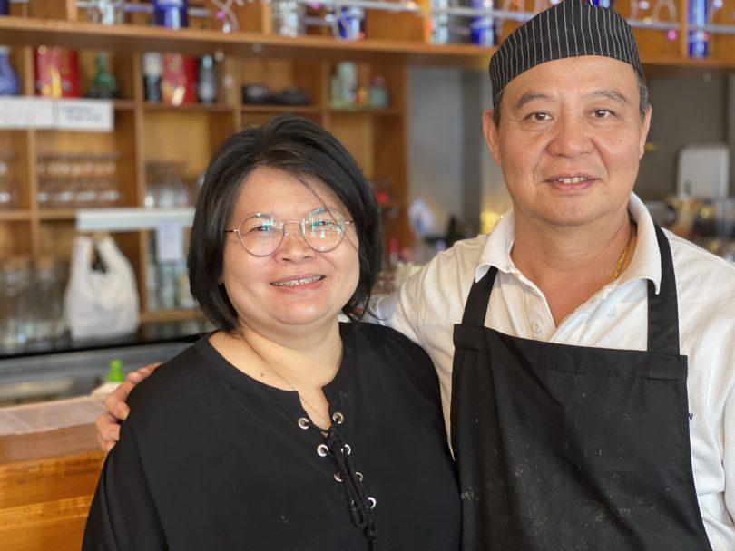Ming Kong and Alan Lu